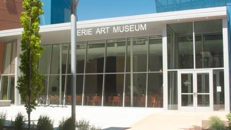 The Erie Art Museum.