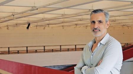 MASP artistic director Adriano Pedrosa