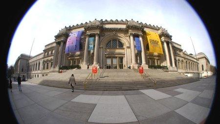 METROPOLITAN MUSEUM OF ART, NEW YORK,