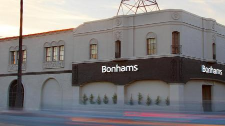 Bonhams in Los Angeles.