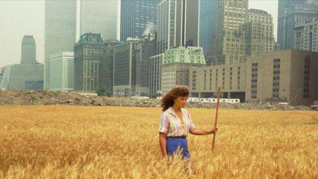 Agnes Denes, 'Wheatfield - A Confrontation: