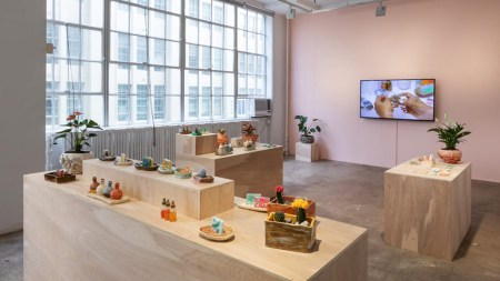 View of Ilana Harris-Babou's exhibition Decision