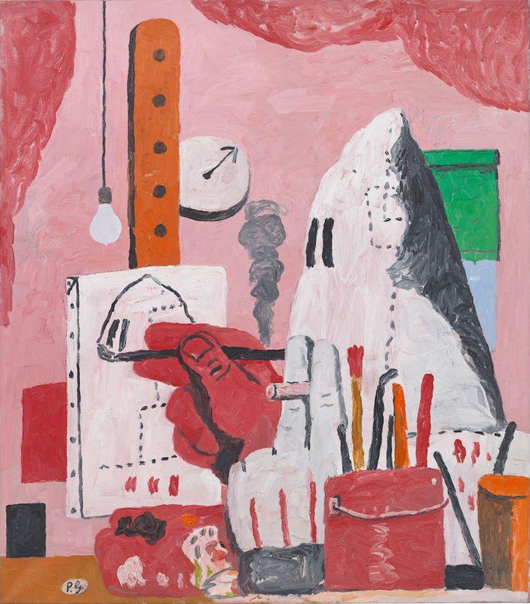 Philip Guston, 'The Studio', 1969.