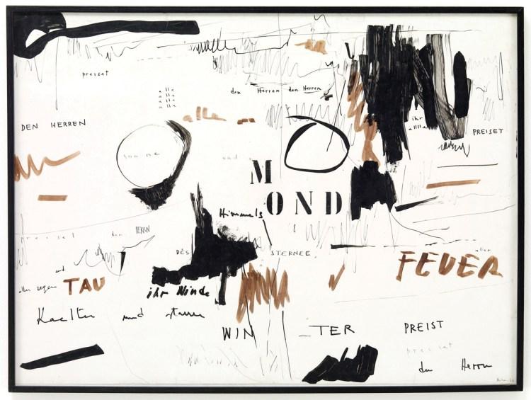 Mira Schendel, Untitled, 1964.