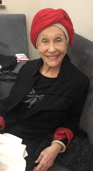 Barbara Rose.