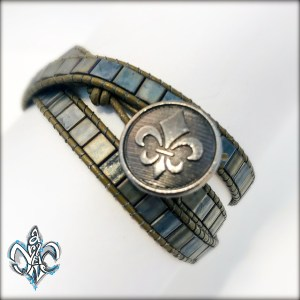 Wrap Bracelet Earthtone