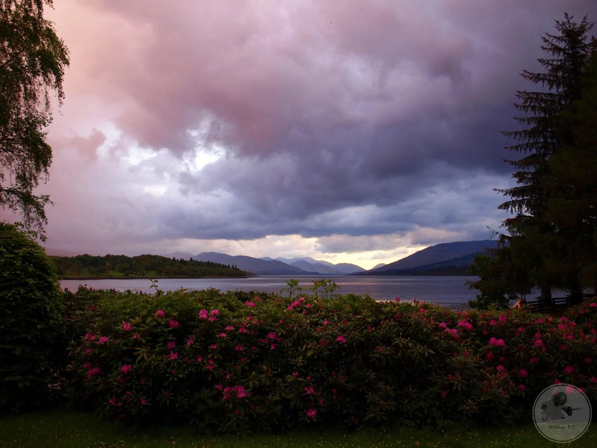 Loch Eil Sunset