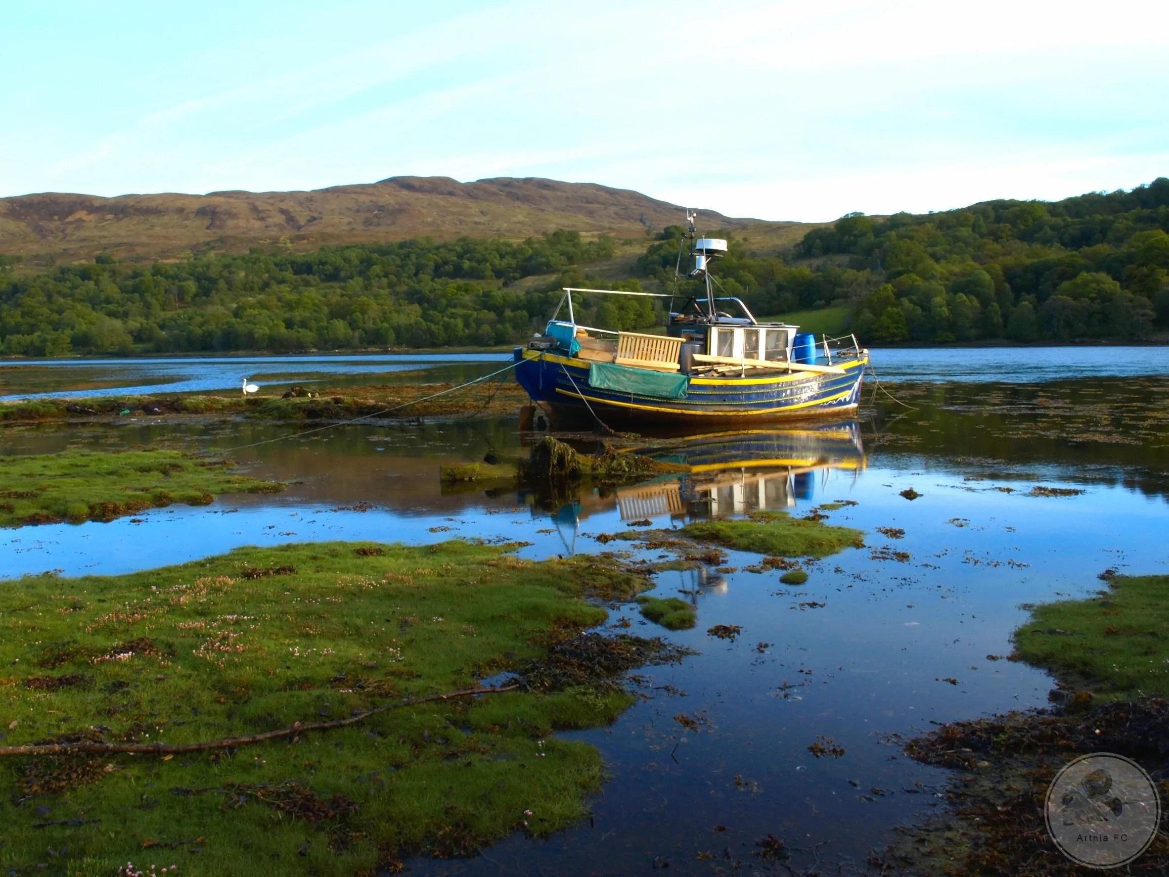 Scottish Boat