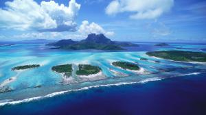 Bora Bora Island, Tahiti, Most Beautiful Island In The World, ArtofAdventure.Net
