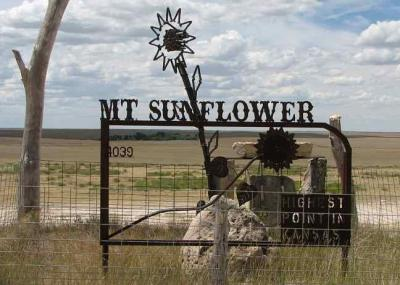 Mount Sunflower, Kansas