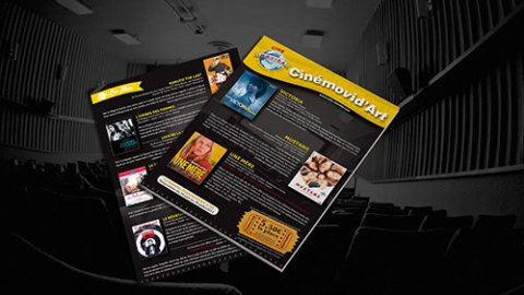 Graphiste freelance Vendée refonte graphique brochure