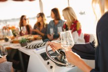 Barefoot Contessa Birthday Boat Party Seafood