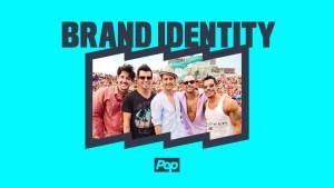 Pop tv channel branding done by Loyal Kaspar