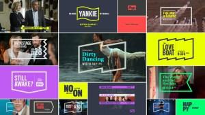 POP channel branding done by Loyal Kaspar