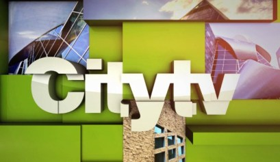 City TV branding by Troika