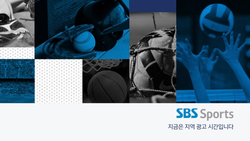 SBS Sports Channel Rebrand by Super Very More, Korea