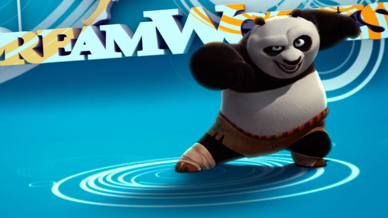 Dreamworks Channel branding by Red Bee Media. Po Ident