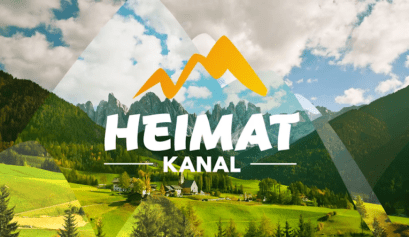 Heimatkanal channel branding by DMC Group