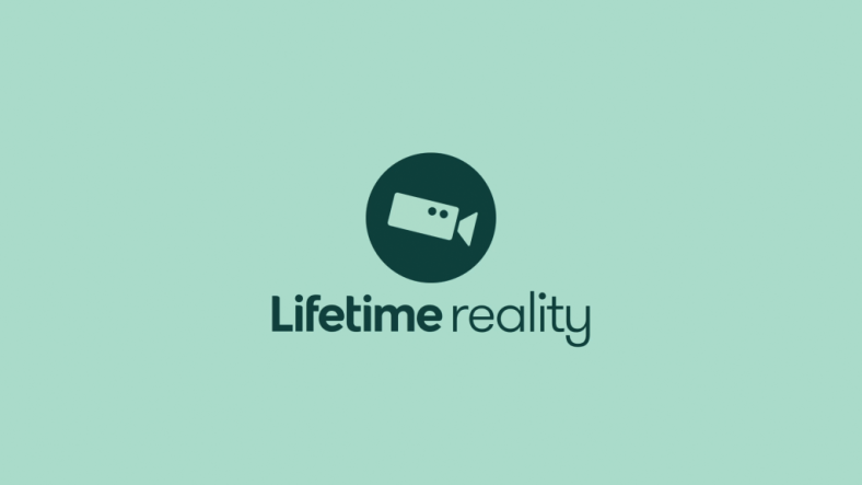 Lifetime Reality icon designed by Trollback