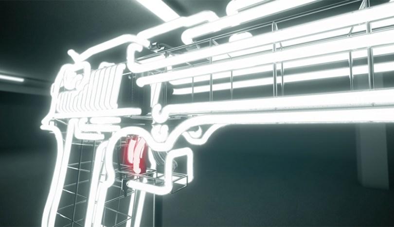 Neon Gun