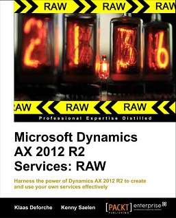 Microsoft Dynamics AX 2012 R2 Services RAW