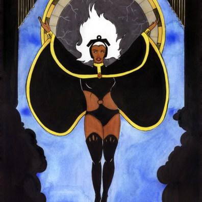 Queen of the Lightning