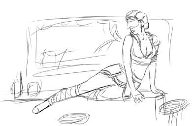Sketch 2 of Alysanda