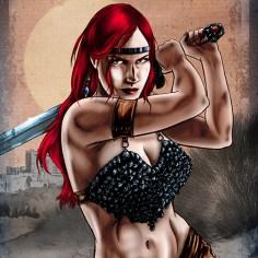 Barbarian Woman