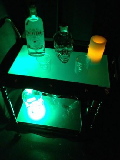 Spirit Lounge Drink Stand