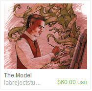 The Model on Etsy