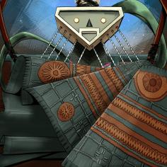 Broken Age: The Space Weaver