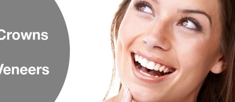 Porcelain Crowns vs. Veneers: Understanding the Difference