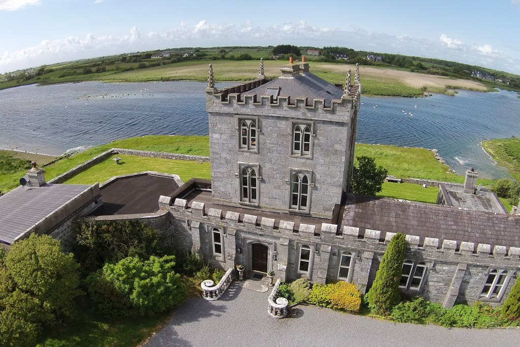 Private Castle, Galway, Ireland