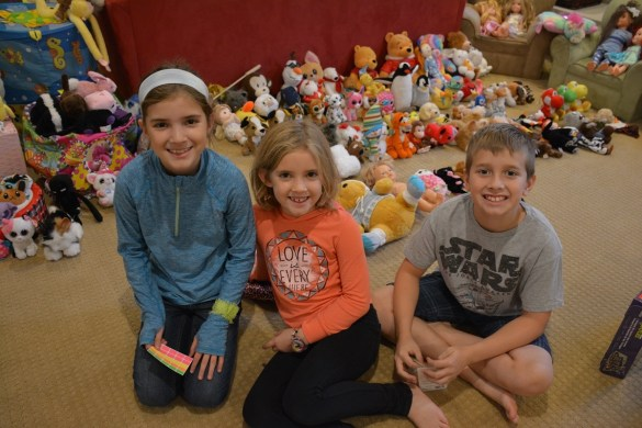 Donating Toys Before the Holidays