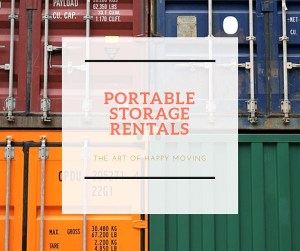 Portable Storage Rentals_The Art of Happy Moving