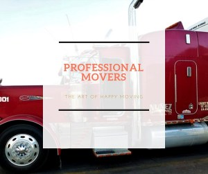 Professional Movers_The Art of Happy Moving