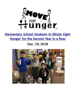 Move for Hunger_Food Drive