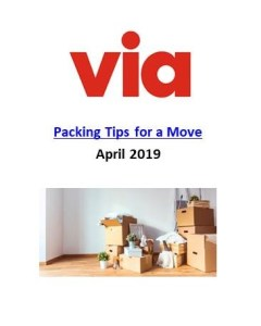 AAA Via Magazine_Packing Tips for a Move. The Art of Happy Moving