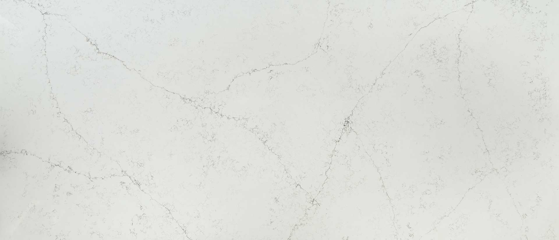 Alabaster White Quartz Countertop