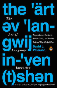 Cover of The Art of Language Invention