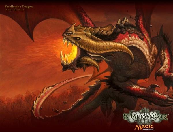 Kilnmouth Dragon Magic The Gathering
