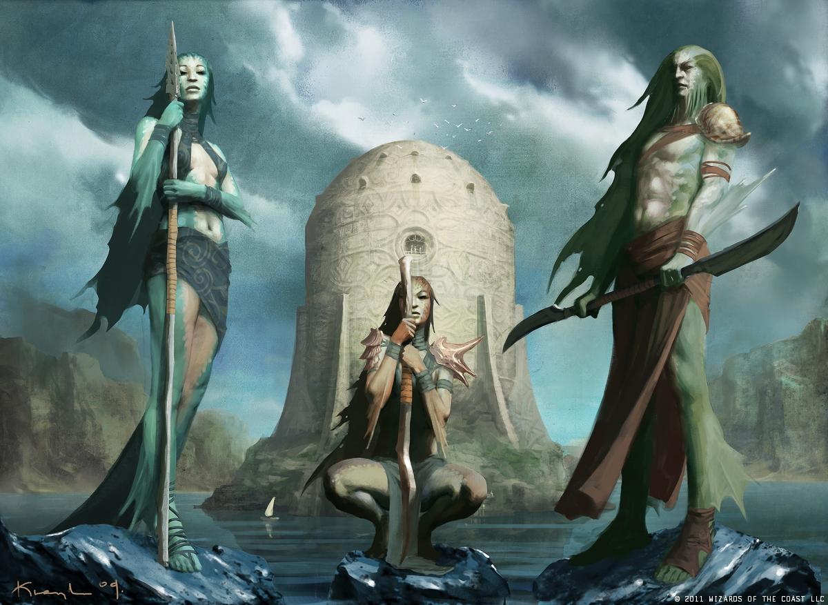Enclave Elite - MtG Art