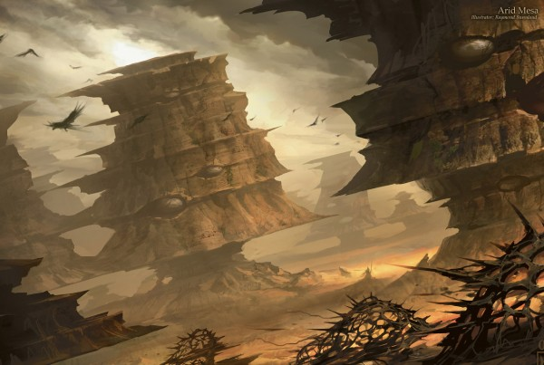 Zendikar Set MTG Art  Art of Magic the Gathering