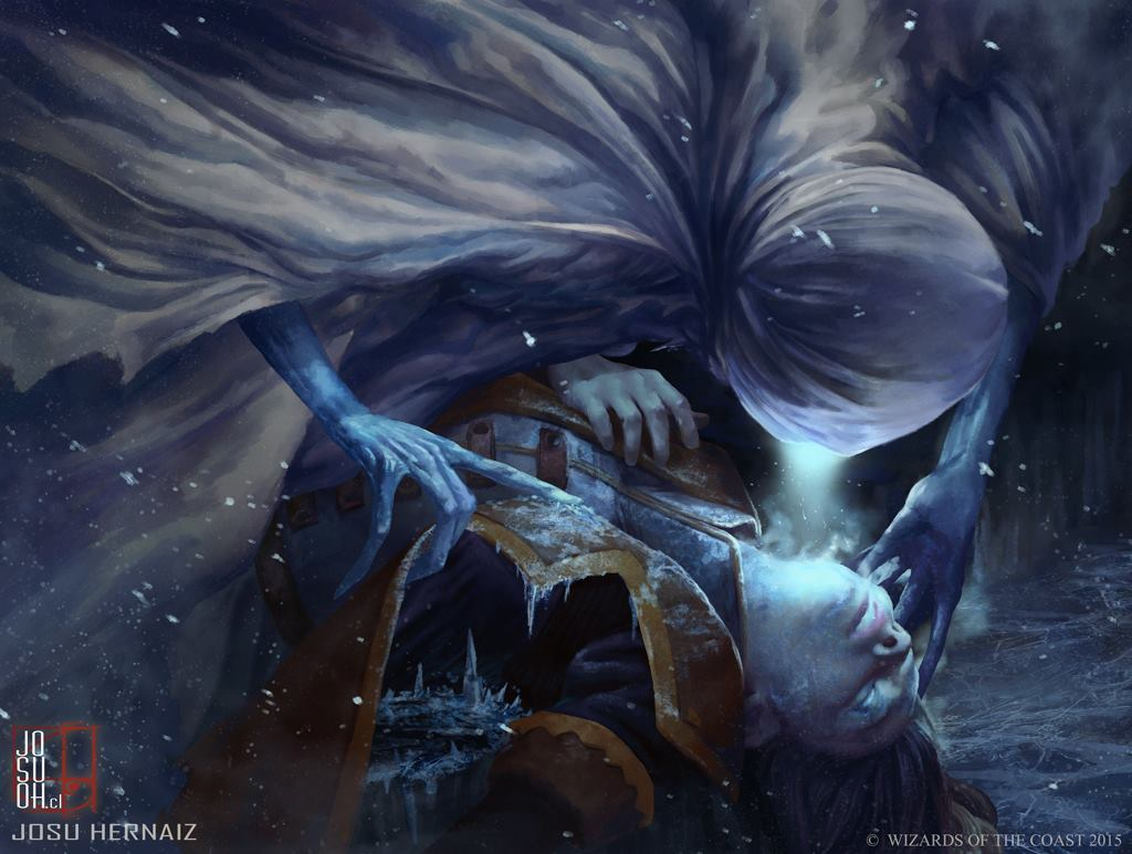 Yugioh Ghost Girls Wallpaper Eldritch Moon Set Review Blanco Y Azul Show And Tell Mtg