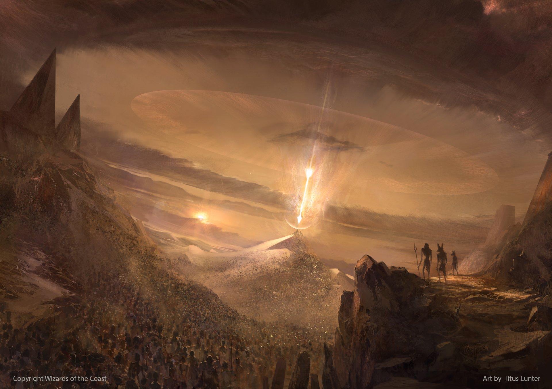 Resultado de imagen de mtg wrath of god art