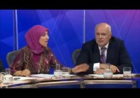 Salma Yaqoob tackles Iain Duncan Smith on poverty and austerity #bbcqt (June 2014)