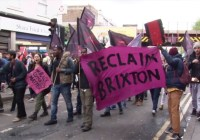 London360 – Save Brixton Arches Protest (May 2015)