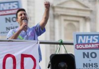 Dr. Rishi – Stand Up (live) #saveourNHS (July 2016)