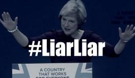 Liar Liar by @CaptainSKA #GE2017