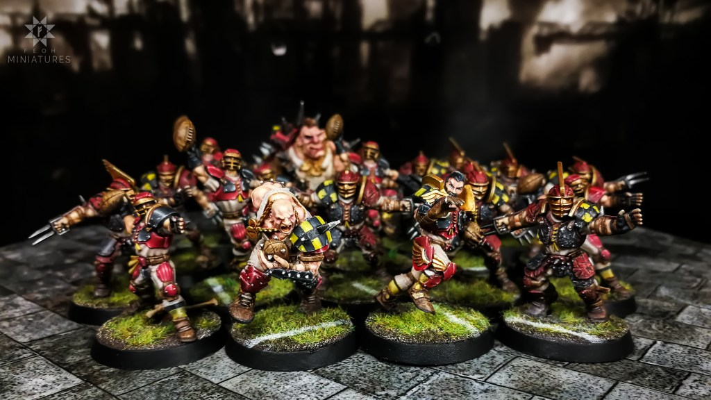 Nuln Cannons